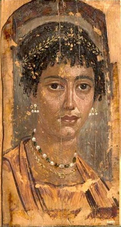 fresco young women 49 best images about fayum mummies portraits on