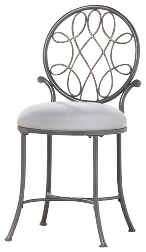 Vanity Stool Height by Seat Height