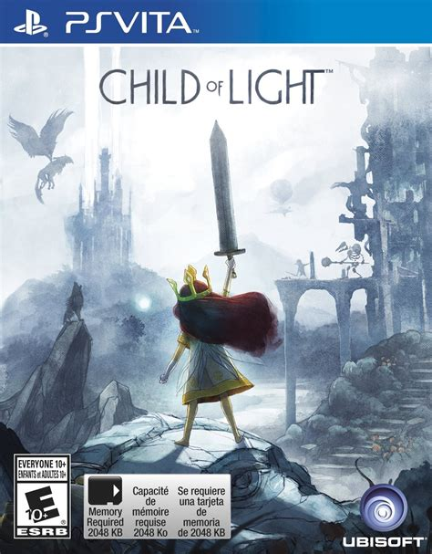 child of light ps3 child of light playstation vita game
