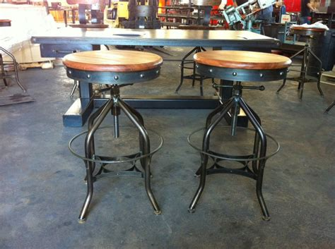 Vintage Counter Stools by Vintage Industrial Bar Stools Counter Height Tedxumkc