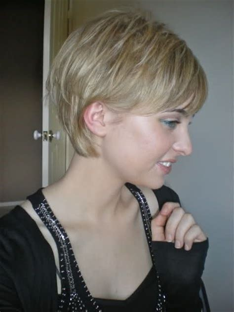growing out womens undercut a good cut for growing out your pixie cut hair beauty