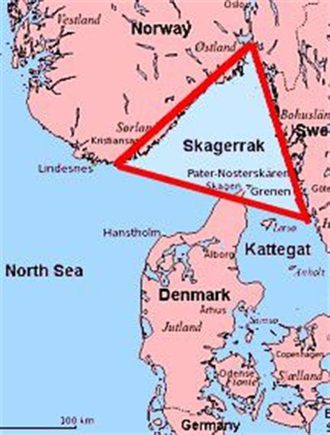 earthquake definition geography skagerrak map and definition