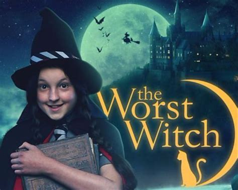 The Worst Witch the worst witch hits cbbc this january families