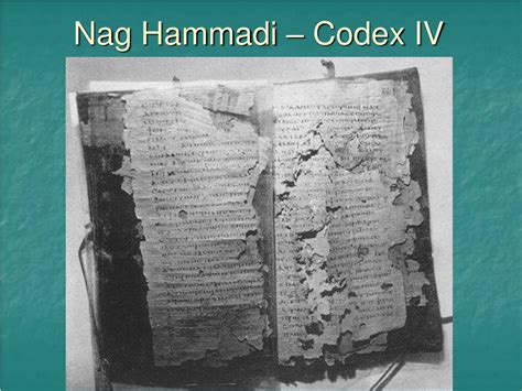 the nag hammadi library the history and legacy of the ancient gnostic texts rediscovered in the 20th century books ppt exciting new gospels w hat catholics need to