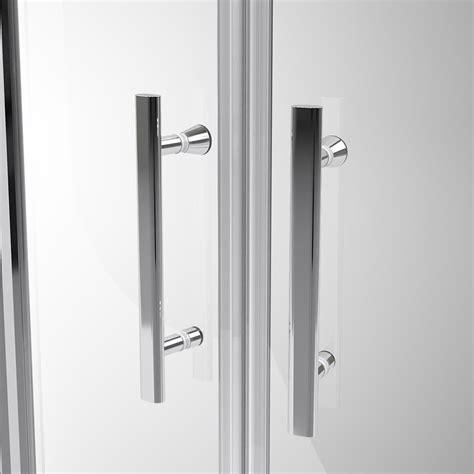 Coram Bifold Shower Door Coram Optima Bi Fold Shower Door From Plumbing Co Uk