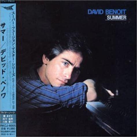 Cd Import David Benoit Shadows david benoit summer
