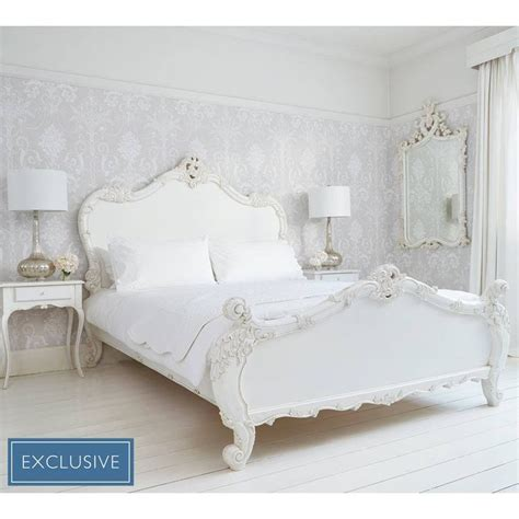 provencal lit lit white rattan bed luxury bed 1084 best our romantic french beds images on pinterest