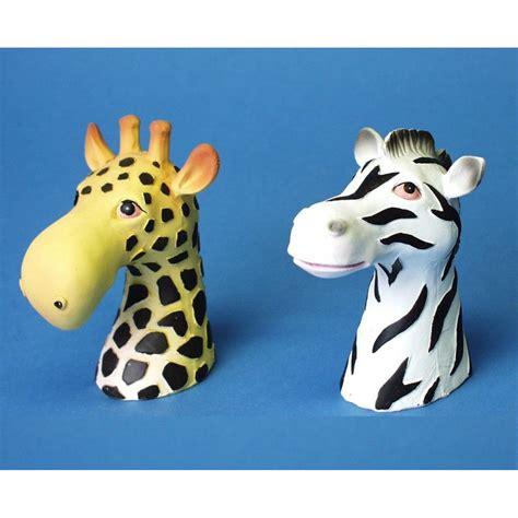 2 set spectacles holder eyewear stand zebra giraffe