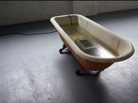 electrocution in bathtub toaster drops in bathtub youtube