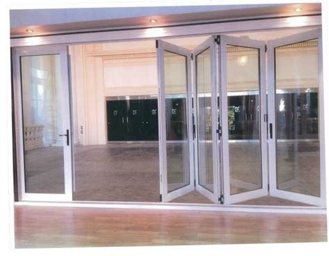 bi fold glass doors modern windows  doors