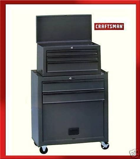 craftsman 5 drawer tool chest and cabinet 5 drawer tool chest cabinet craftsman center