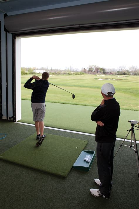 trackman swing analysis one hour lesson with trackman v1 swing analysis harbor