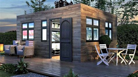 tiny home modern modular luxury small house design ideas