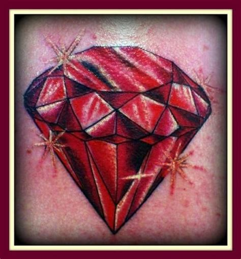 diamond tattoo crismon red diamond tattoo ideas and beautiful quotes