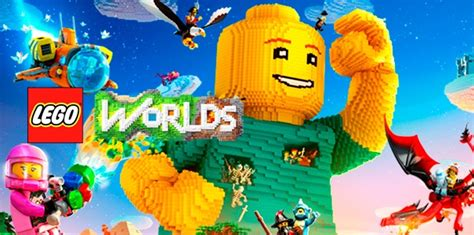 lego worlds ps4 xbox one nintendo switch codes tips guide unofficial books lego worlds llegar 225 tambi 233 n a playstation 4 y xbox one
