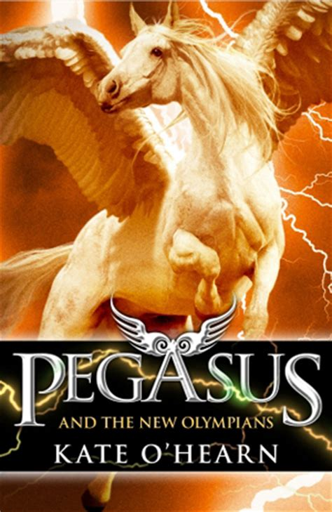 the end of olympus pegasus books the new olympians kate o hearn