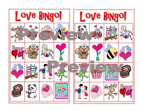 valentines card esl easy s day classroom teaching
