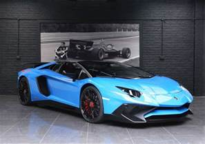 Lamborghini Aventador Sv 2016 Lamborghini Aventador Sv In United Kingdom For