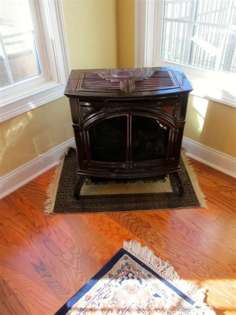How Much Propane Does A Gas Fireplace Use by Empire Vfp30ca30 Heritage Vent Free Cast Iron Gas Stove