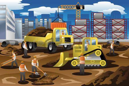 clipart site construction site clipart 101 clip