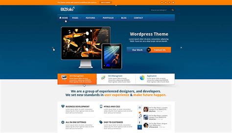 responsive website templates for photoshop 95 beautiful photoshop website templates web graphic