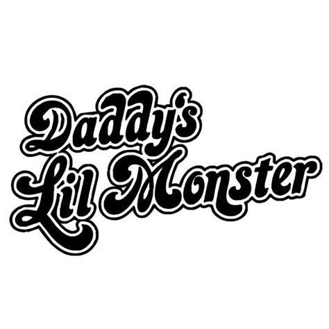 Design Your Own Home Game by Harley Quinn Daddy Little Monster Central T Shirts