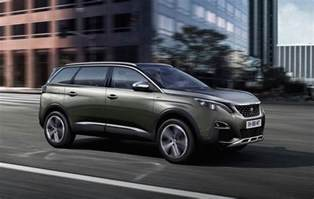 Peugeot 5008 Price 2017 Peugeot 5008 Review Auto Price Release Date