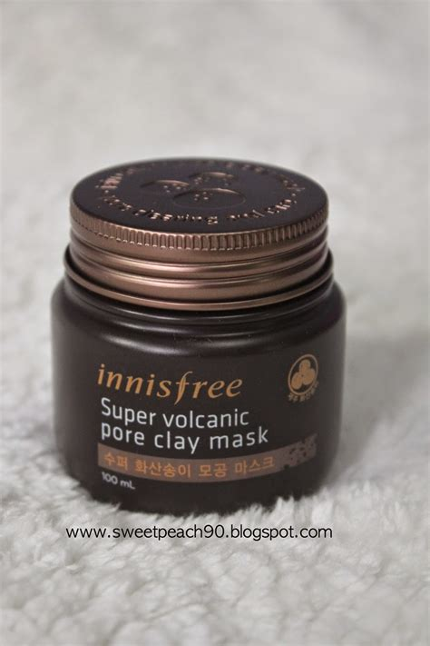 Masker Innisfree Volcanic sweet review innisfree volcanic pore clay mask