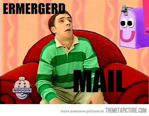 Mail Meme - prejudiced now tending pinterest