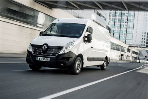 renault master renault master ze electric driven auto express