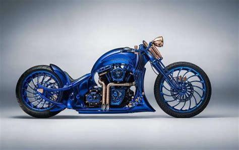 Motorrad Spiele Download Chip by Uhr Trifft Auf Motorrad Juwelier Baut Die Teuerste Harley
