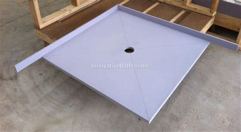 Waterproof Tile Over Tray Up To 2100*1200mm Shower Base