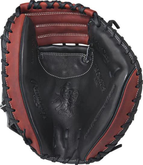 rawlings heart   hide players procmjbs buster poseys baseball catchers mitt