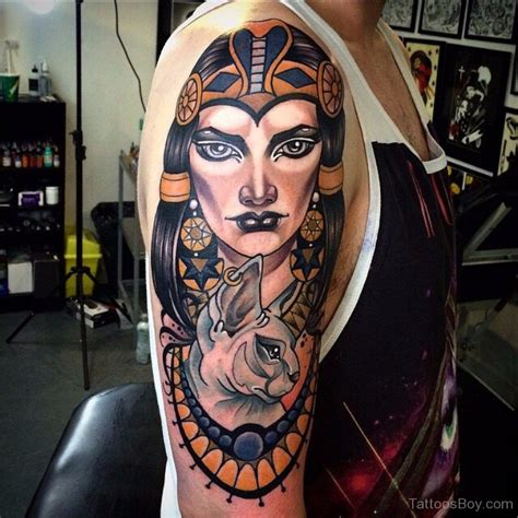 queen japanese tattoo egyptian queen tattoo tattoo designs tattoo pictures