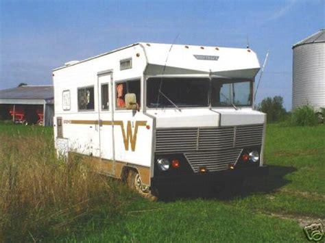 Motorhome Slide Out Awnings 1972 Winnebago Brave Motorhome
