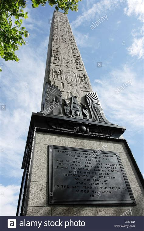 thames river egypt cleopatra s needle an egyptian obelisk on the victoria