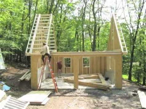 Detached Garage Plans With Loft prefab two car garage pa nj ny ct youtube