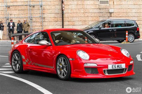 Porsche 997 Gt3 Rs by Porsche 997 Gt3 Rs Mkii 1 Septembre 2015 Autogespot