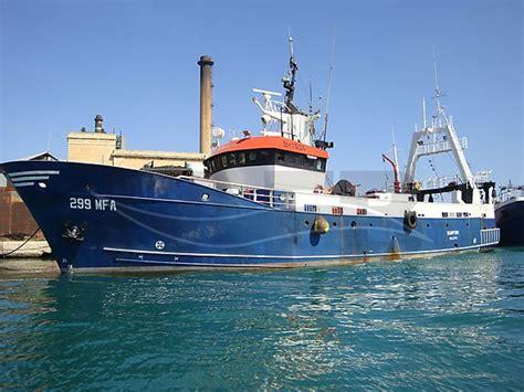 fishing boat for sale malta icelandic steel stern trawler malta country fafb