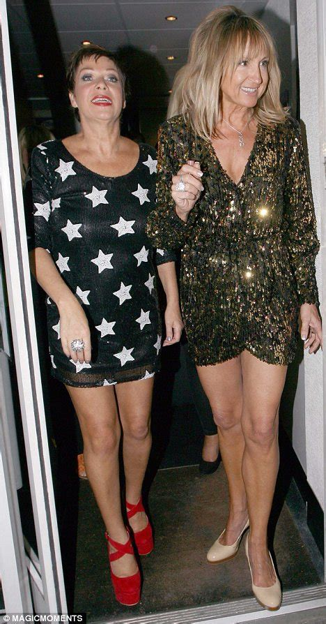 when loose women met towie denise welch and carol