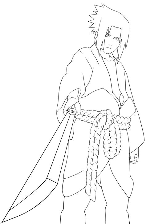 naruto coloring pages free printable naruto coloring pages coloring town