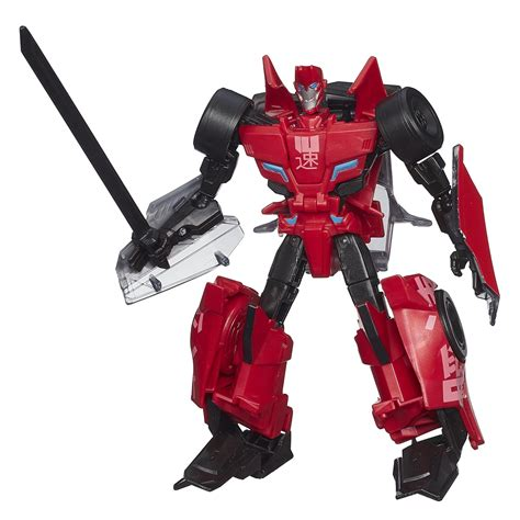 Robot Ltransformers sideswipe transformers toys tfw2005