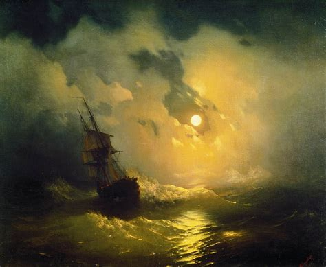 by the ninth wave ivan aivazovsky ivan aivazovsky the ninth wave graphicine