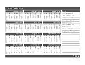 2013 Yearly Calendar Template by 2015 Excel Calendar Template