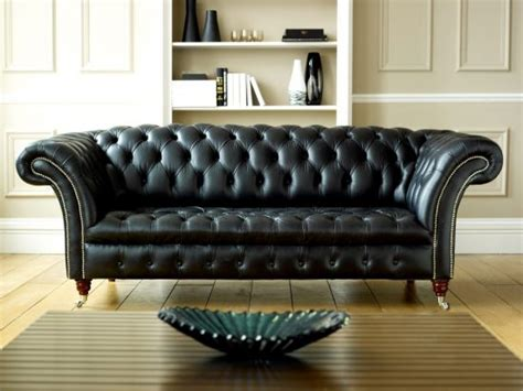 How To Clean Your Black Leather Sofa Leather Sofas How To Clean Leather Sofa At Home