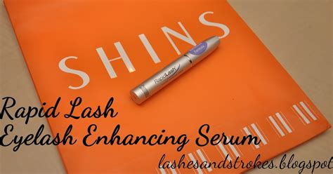 Silkygirl Big Eye Serum Mascara Review lashes and strokes review rapid lash eyelash and