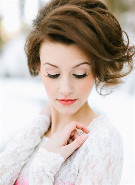 Top bridal beauty looks: Natural wedding makeup and more!