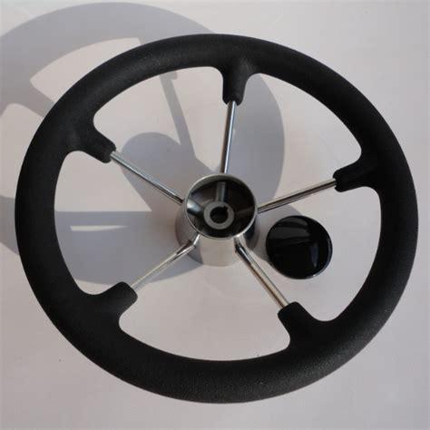 boat steering wheel size newly yacht boat stainless steel steering wheel with foam