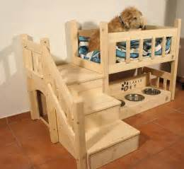 Bunk Bed For Dogs Lovely Furniture For Your Quadruped Friend Home Design Garden Architecture Magazine