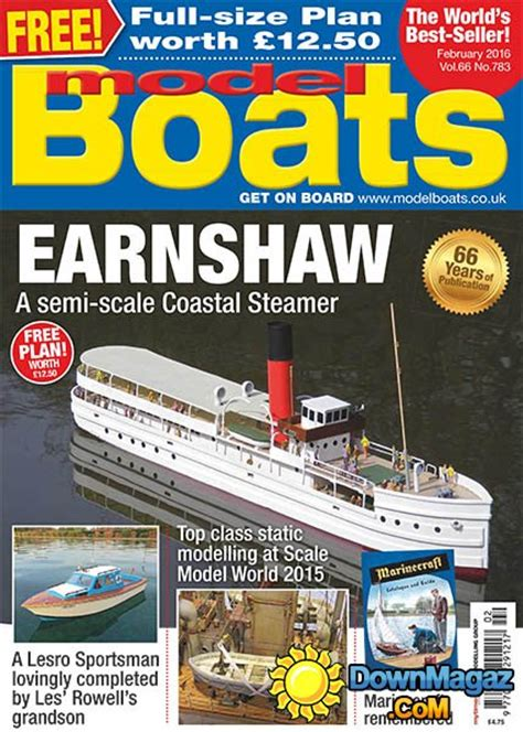 model boat magazine download model boats uk february 2016 187 download pdf magazines